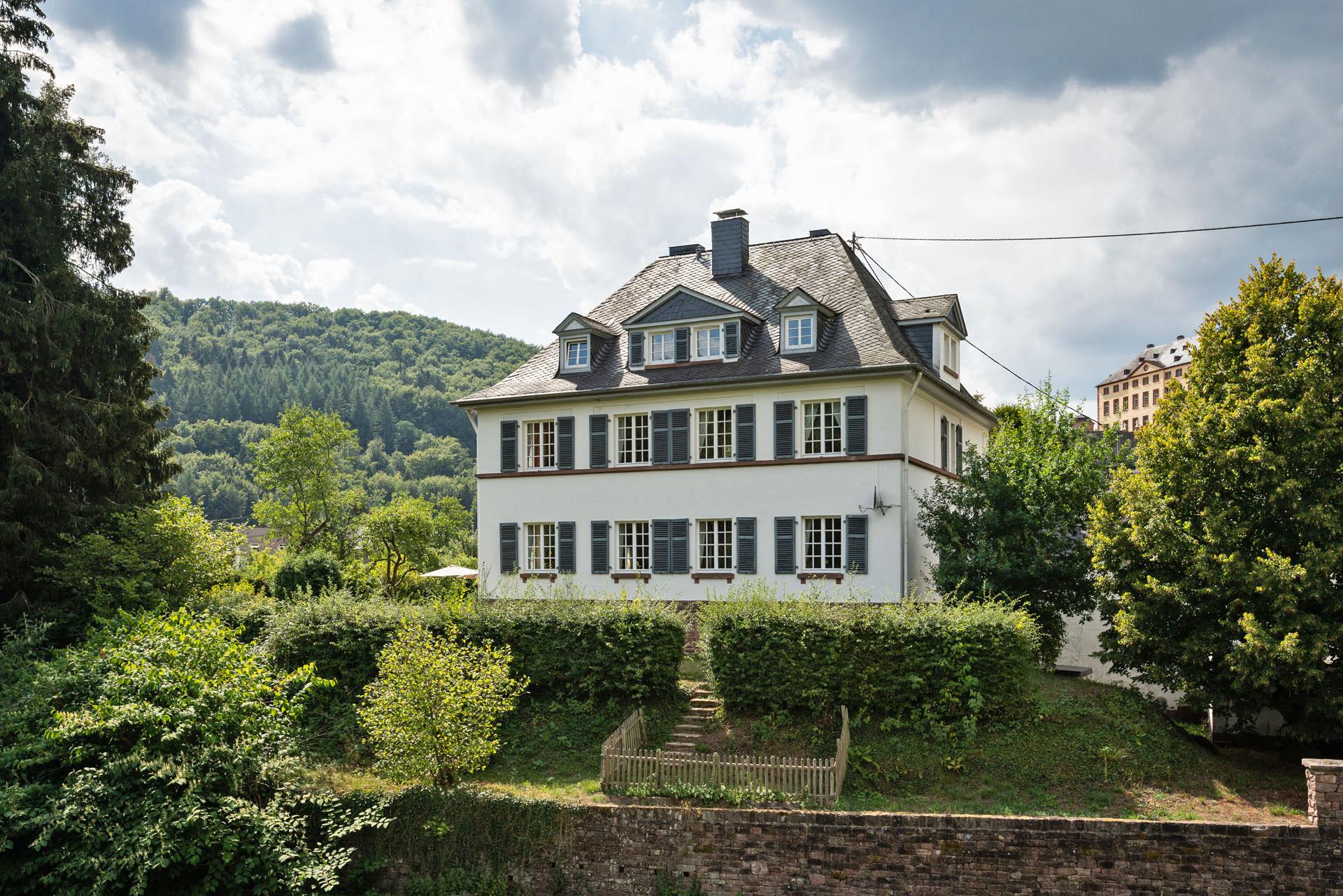 Das Alte Pfarrhaus