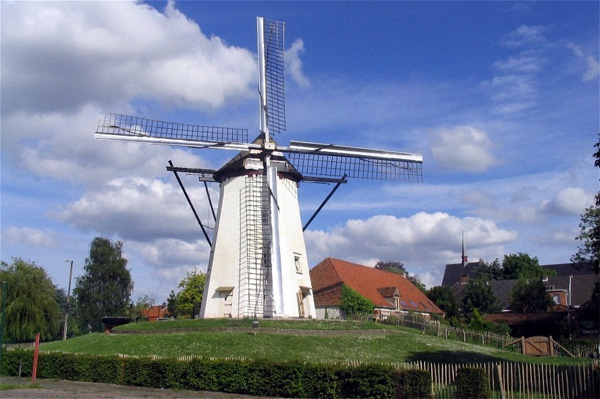 Vlaamse molens