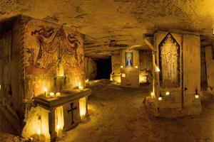 Mergelhöhle Valkenburg