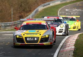 Racen op de Nürburgring