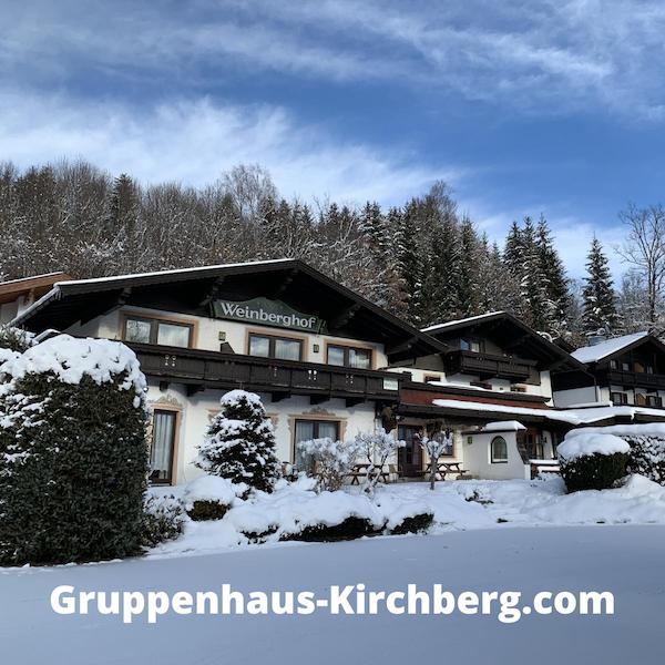 Big holiday home Kirchberg