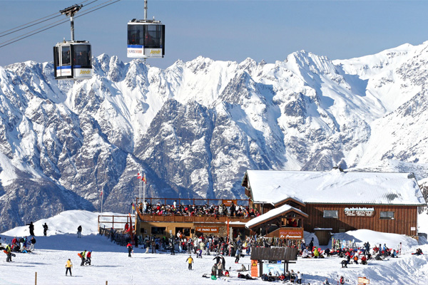 Les 2 Alpes - wintersport