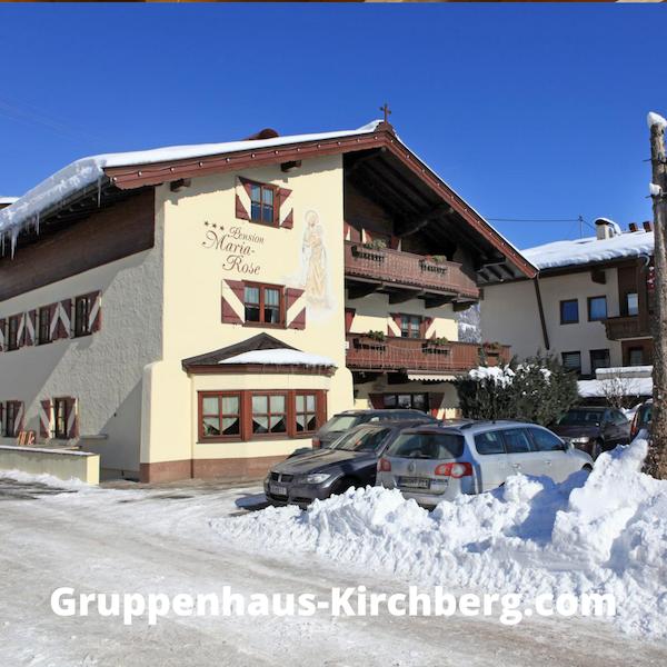 Vakantiehuis Kirchberg 26 Personen