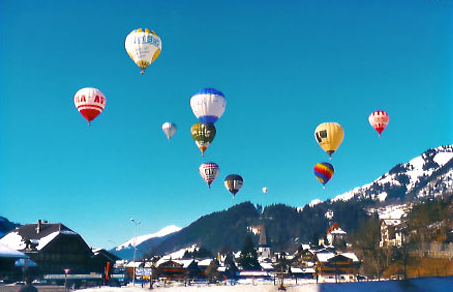 Eifel-ballonvaart